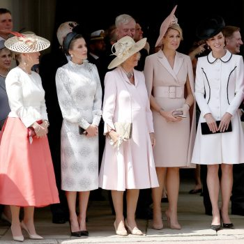 the-duchess-of-cambridge-&-queen-letizia-of-spain-and-queen-maxima-of-the-netherlands-@-2019-order-of-the-garter-service