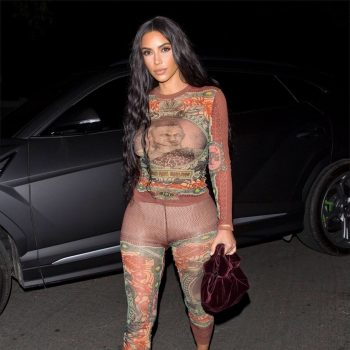 kim-kardashian-in-nude-polyester-cropped-ankle-length-leggings