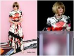 Anna Wintour In Alexander McQueen @ 2019 CFDA Fashion Awards