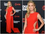 Annabelle Wallis in Stella McCartney @ 'The Loudest Voice' New York Premiere