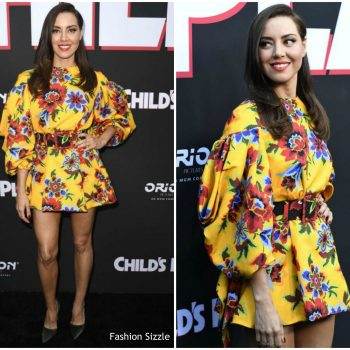 aubrey-plaza–in-carolina-herrera-childs-play-la-premiere