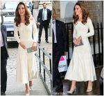 Catherine, Duchess Of Cambridge In  Barbara Casasola @ Addiction Awareness Week 2019