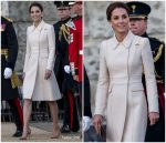 Catherine, Duchess of Cambridge  In Catherine Walker Coat @ Beating Retreat