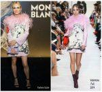 Diane Kruger  In Valentino @ Montblanc StarWalker Collection Unveiling