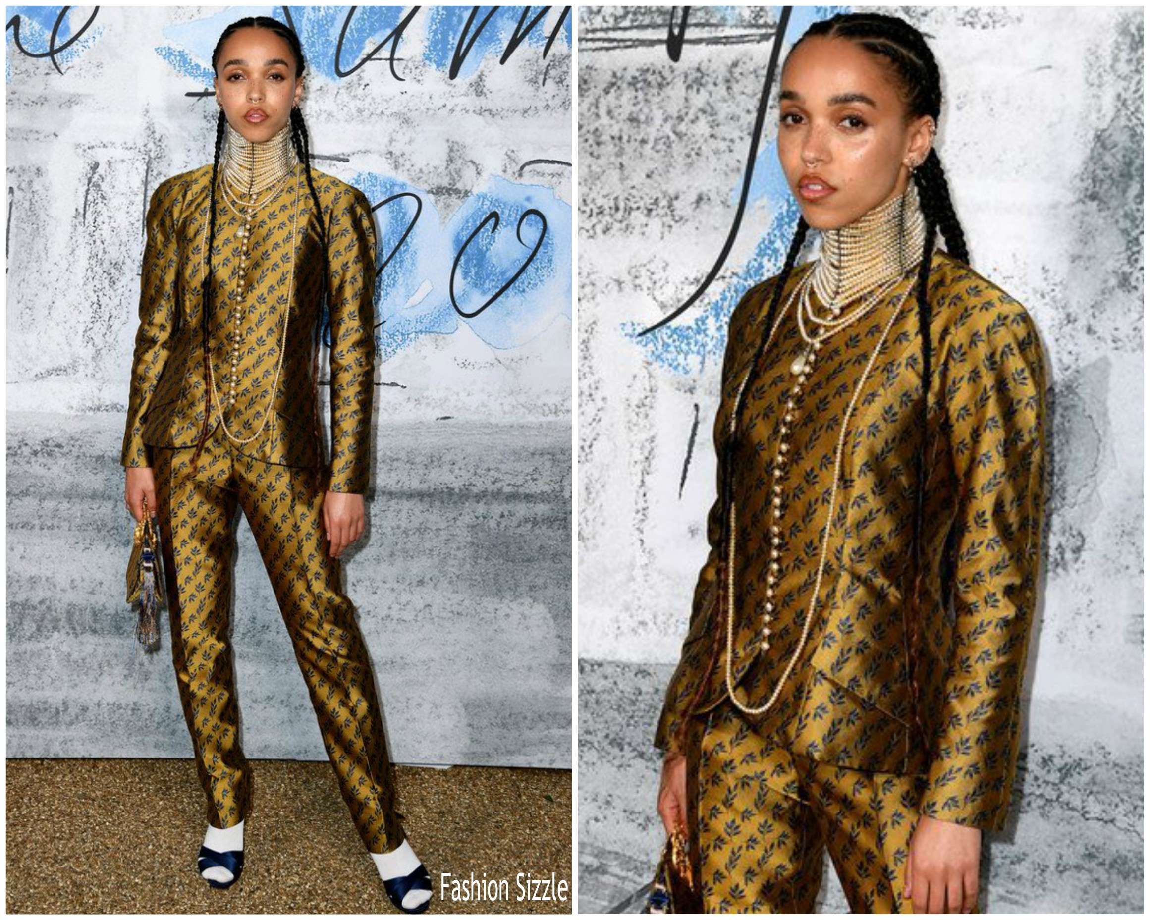 fka-twigs-in-vintage-christian-dior-2019-serpentine-summer-party