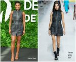 Gabrielle Union  In Hermes @ Day Two Of The Monte Carlo TV Festival