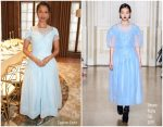 Gugu Mbatha-Raw  In Simone Rocha  @ Cartier And British Vogue Darlings Dinner