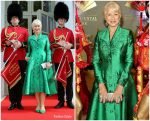 Helen Mirren  In  Suzannah @   Mandarin Oriental Hyde Park London Reopening Party