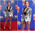 Jada Pinkett Smith  In  Dsquared2 @ 2019 MTV Movie and TV Awards