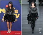 Jameela Jamil  In Balmain @ 2019 MTV Movie And TV Awards