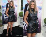 Jennifer Aniston  In Celine  @ 'Murder Mystery' LA Premiere