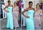Jessica Alba and Gabrielle Union @ Cocktail Party at 2019 Monte Carlo TV Festival