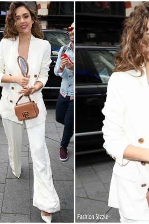 jessica-alba-in-white-suit-arriving-at-global-radio-studios-in-london