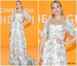Kate Hudson In Markarian @   Bulgari' Unveils Cinemagia  Collection in Capri
