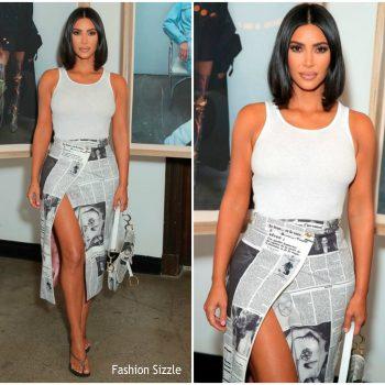 kim-kardashian-in-vintage-dior-levi event