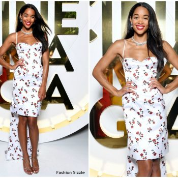 laura-harrier-in-paco-rabanne-bvlgari-high-jewelry-exhibition