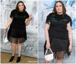 Lena Dunham in Christopher Kane @ the 2019 Serpentine Summer Party
