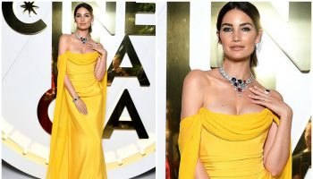 lily-aldridge-in-vivienne-westwood-bvlgari-exhibition-in-italy