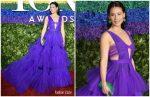 Lucy Liu In Christian Siriano @ 2019 Tony Awards