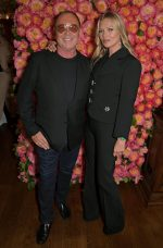 Michael Kors & Kate Moss at the Michael Kors Bond Street boutique opening