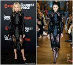 Naomi Watts in Erdem @ 'The Loudest Voice' New York Premiere
