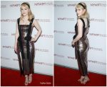 Rachel Brosnahan  In Rasario  @ New York Women In Film & Television's Designing Women Awards