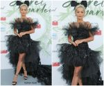 Rita Ora In Giambattista Valli   @  The Naked Heart Foundation