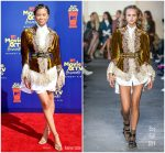 Storm Reid In Etro @ 2019 MTV Movie And TV Awards