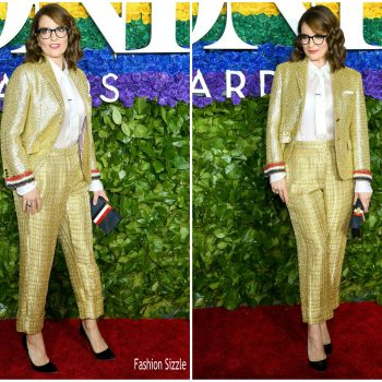 tina-fey-in-thom-browne-2019-tony-awards