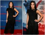 Vanessa Hudgens In Vera Wang @ 'The Dead Don't Die' New York Premiere