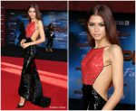 Zendaya Coleman In Armani Prive  @ 'Spider-Man: Far From Home' LA Premiere