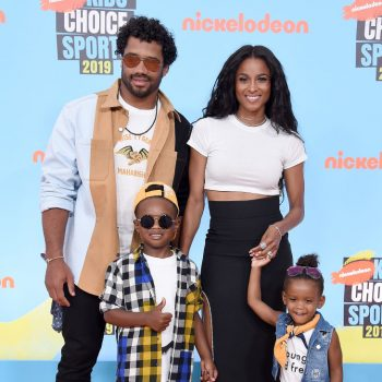 ciara-&-russell-wilson-@-nickelodeon-kids'-choice-sports-2019