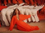 Beyonce Knowles In Solace London For Spirit Music Video