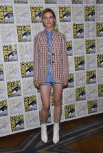 Mackenzie Davis in Prada @ Comic- Con 2019
