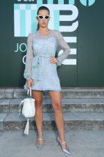 Adèle Exarchopoulos in Miu Miu @ Miu Miu Croisiere 2020 Fashion Show
