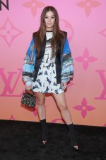 Hailee Steinfeld in Louis Vuitton @ 'Louis Vuitton X' LA Exhibition Opening