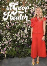 Gwyneth Paltrow  In Delpozo @ Goop Health London 2019