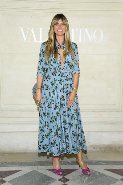 heidi-klum-in-valentino-floral-dress-valentino-couture-fall-2019-show