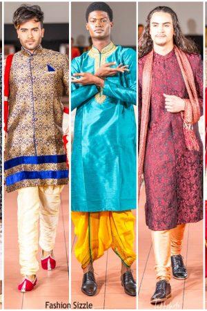 Heritage- India-fashions-menswear-at-fashionsizzle-fashionweek 2019