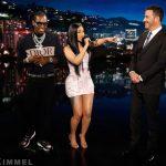 Jimmy Kimmel Translate Rap Lyrics With Cardi B and Offset
