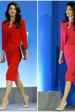 amal-clooney-in-zac-posen-the-global-conference-in-london