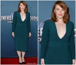 "Bryce Dallas Holland In Bec+ Bridge @ ""Jurassic World- The Ride"" Grand Opening Celebration"