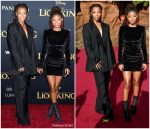 """Chloe & Halle Bailey  @  """"The Lion King"""" World  Premiere In Hollywood."""