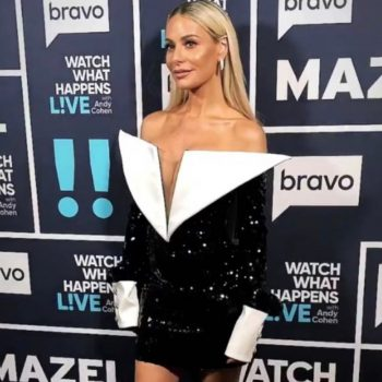 dorit-kemsley-in-balmain-@-watch-what-happens-live