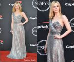Elle Fanning In  Celine @ The 2019 ESPYs