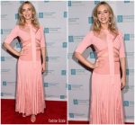 Emily Blunt  In  Elie Saab @ American Institute For Stuttering Benefit Gala