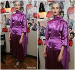 Erin O'Connor In Christopher Kane @ MovingLove Dinner