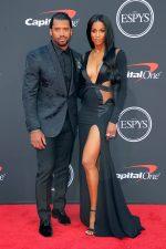 Ciara &  Russell Wilson @ 2019 ESPYS Awards