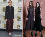 Evan Rachel Wood in Jill Stuart @ Comic- Con 2019