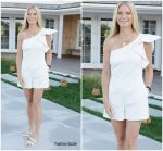 Gwyneth Paltrow  In G Label @ Goop Of The Sea Dinner